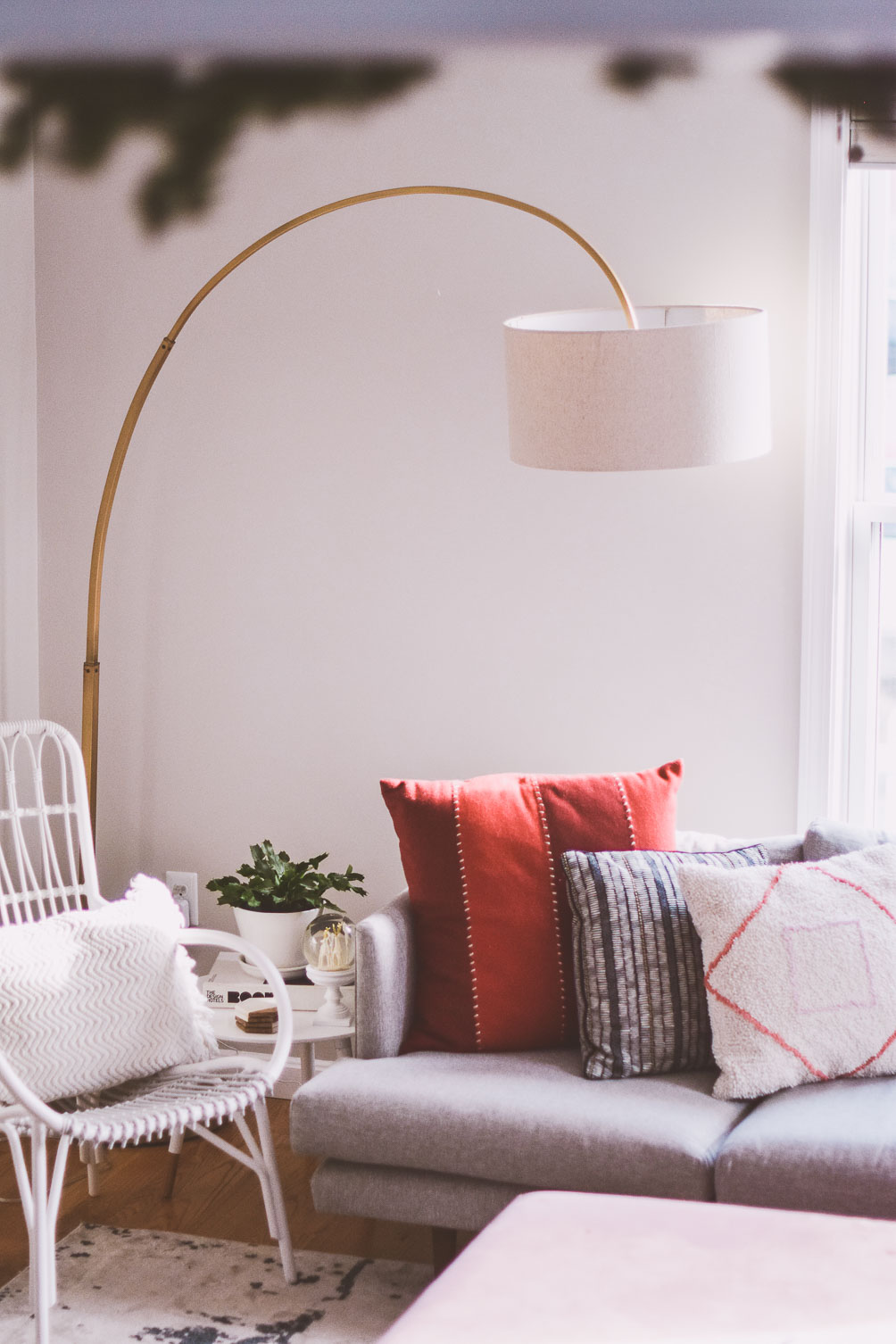 easy holiday decorating ideas - One Brass Fox