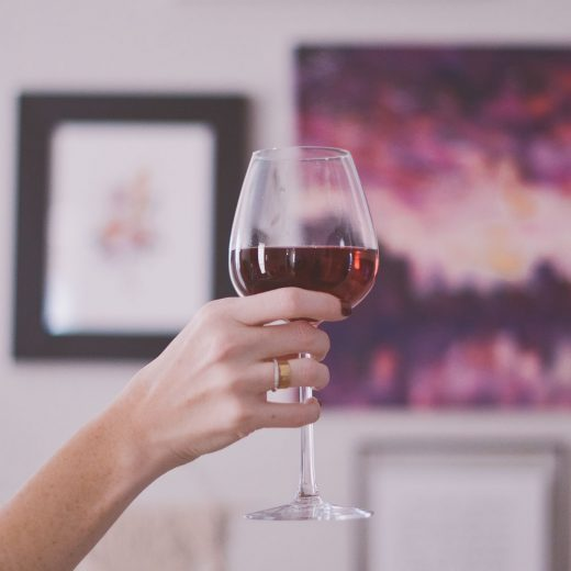 sharing an interview with a sommelier giving her wine pairing for beginners guide to create the perfect menu