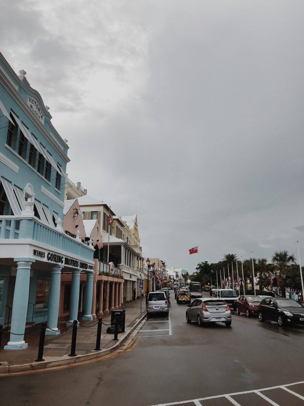 sharing our Bermuda family vacation travels staying at Hamilton Princess with recommendations on what to see, where to eat, and places to shop
