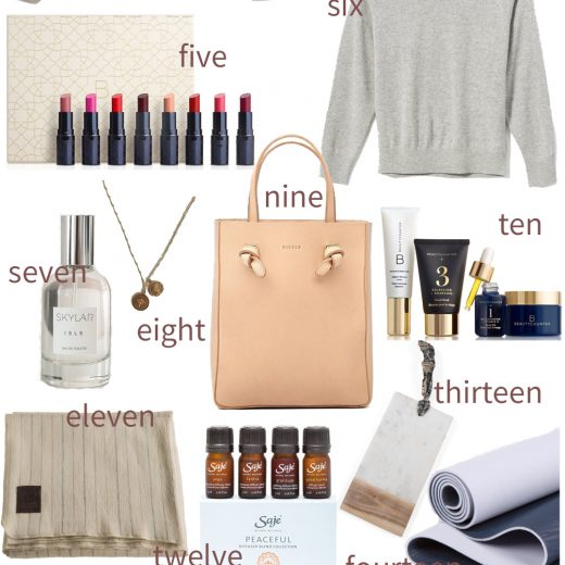 giveback gifts -- ethical gift guide 2018 on one brass fox