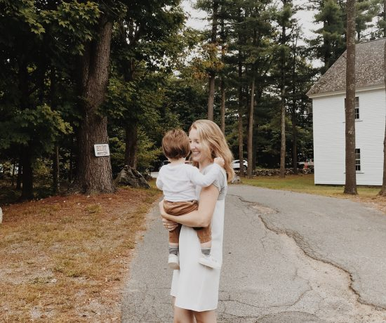 what nannying taught me about motherhood