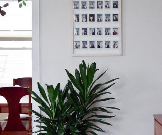 DIY instax photo gallery frame-16