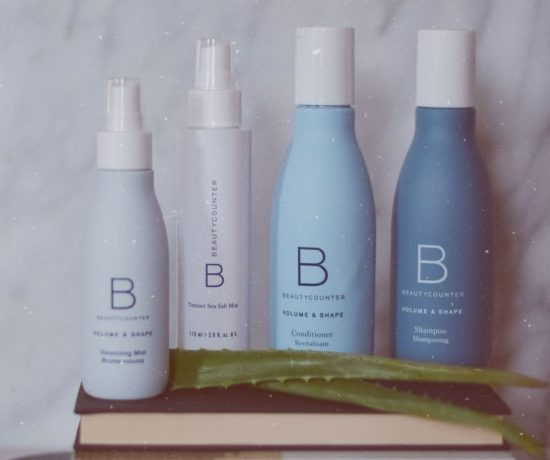 sharing four products that are my summer hair favorites for effortless style and texture // Beautycounter clean beauty