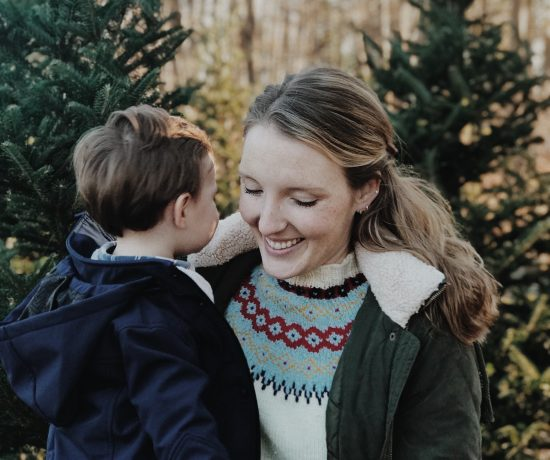 sharing our christmas traditions as a family and how we get in the holiday spirit